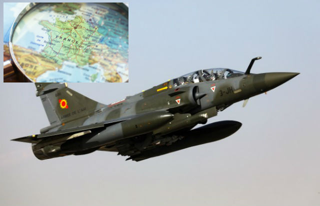 Glance around France: Dordogne drivers warned and French fighter jet crashes in the Jura