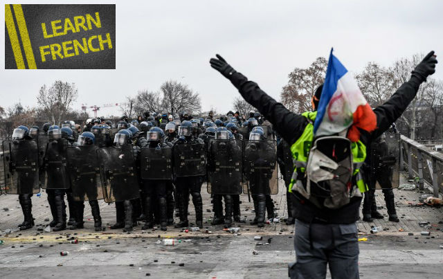 Police in Paris fear bigger and more violent 'yellow vest' protest