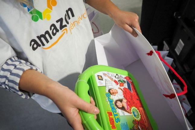 Nappygate: Amazon France under fire for destroying myriad of unsold diapers and toys