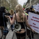 French prostitutes demand their clients be free to pay for sex