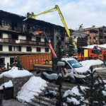 Courchevel blaze: 'There were people in tears... it was chaos'