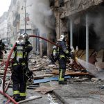 LATEST: Two firefighters killed in huge blast at central Paris bakery