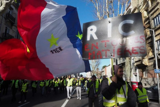 Death penalty, scrapping gay marriage? What are the 'yellow vests' really demanding?