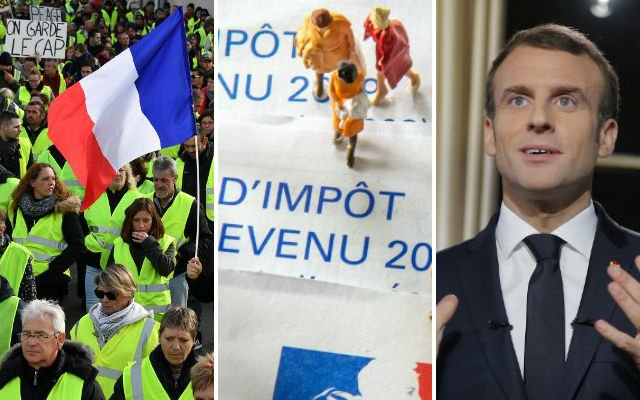 What's on the agenda for France and the French in 2019