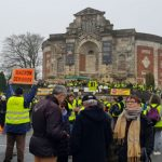 'Where do our taxes go?': Yellow vests in Bourges explain why they won't give up their fight