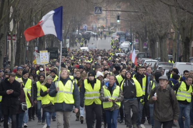 Act VIII: What to expect from the 'yellow vest' protests in France this Saturday