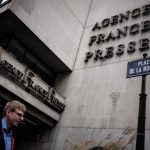 Briton takes top post at France's global news agency AFP for first time