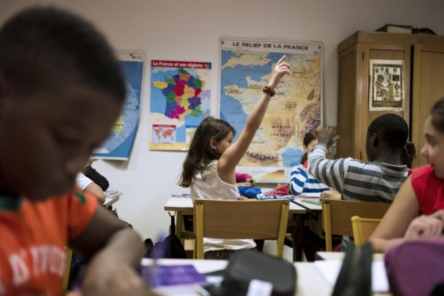 Did you know? There's one place in France where teaching religion in schools is compulsory