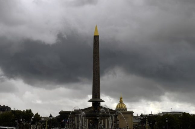 Gray Paris: French capital sees only 4 minutes of sunshine in 2019