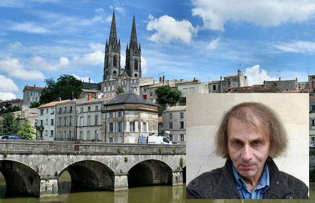 'Ugly' French town hits back at literary rebel Houellebecq