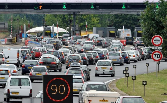 French motorway toll fees to be slashed for frequent drivers