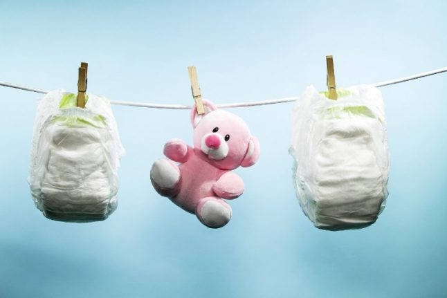 France warns of toxic substances found in 23 types of babies' nappies