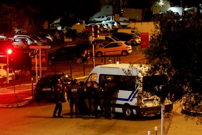 Corsica gunman found dead after killing one in dog dispute
