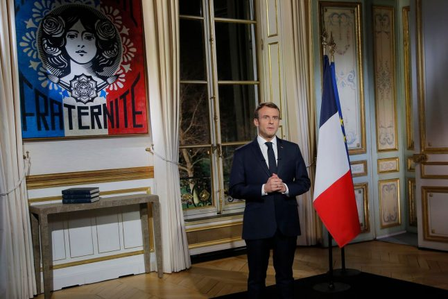 Upbeat Macron vows to do better amid 'yellow vest' protests