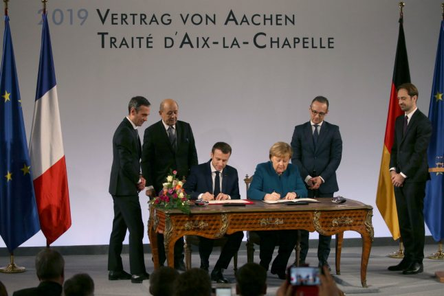 Germany and France unite to fight 'fake news'