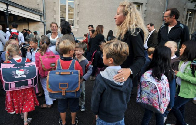 The best and the worst things about having kids in France
