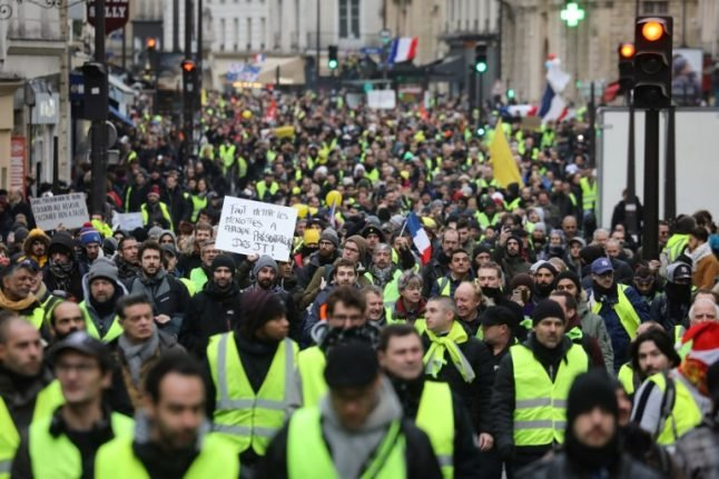 ANALYSIS: Is the gilets jaunes backlash under way in France?