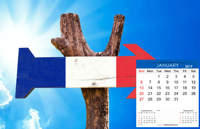 On the agenda: What's happening in France this week that you should know about