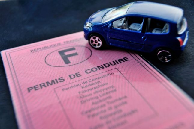 '300 applications a day': The latest news on how to get a French driving licence