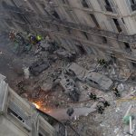 Paris gas blast toll rises to four after body found in rubble