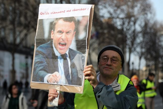 Majority of French want Gilets Jaunes to end protests as Macron's popularity rises