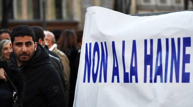 Marches against anti-Semitism to take place across France