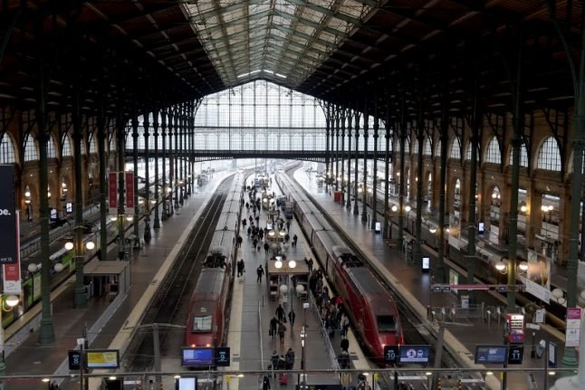 These are the 'best and worst' train stations in France (according to passengers)