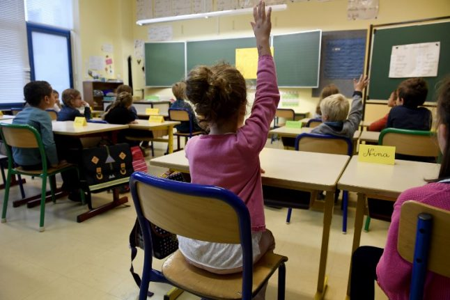 These are the new reforms set for French schools