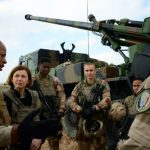 DISPATCH: French troops battle for Islamic State's last holdout