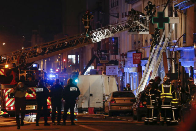Mother and child dead after Lyon bakery blast