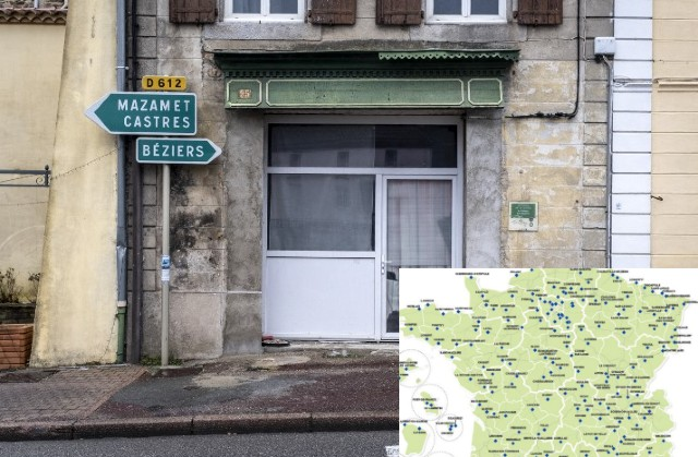 The downsides of living in a small town in France
