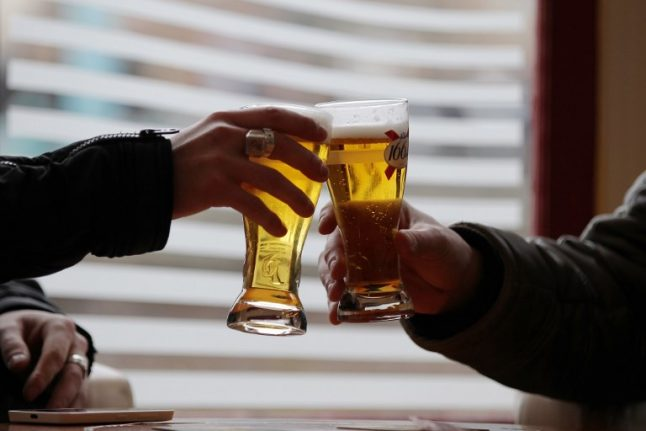 How alcohol is still proving deadly for the French