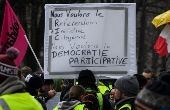Why France could soon hold its first referendum in 14 years