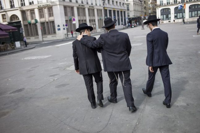 'You feel the hate rising': Jews in Paris speak out about rise in anti-Semitism