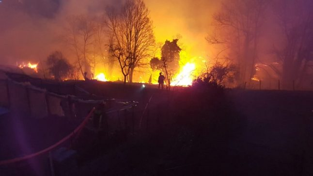 'Carelessness' blamed for Corsica's winter wildfires