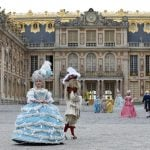 Versailles Palace to finally receive delivery... 400 years after losing its marble