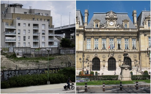 Inégalité: Where are the richest and poorest parts of France?
