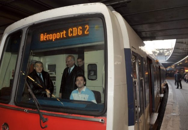 Paris: High-speed rail link to CDG airport WILL be built, government insists