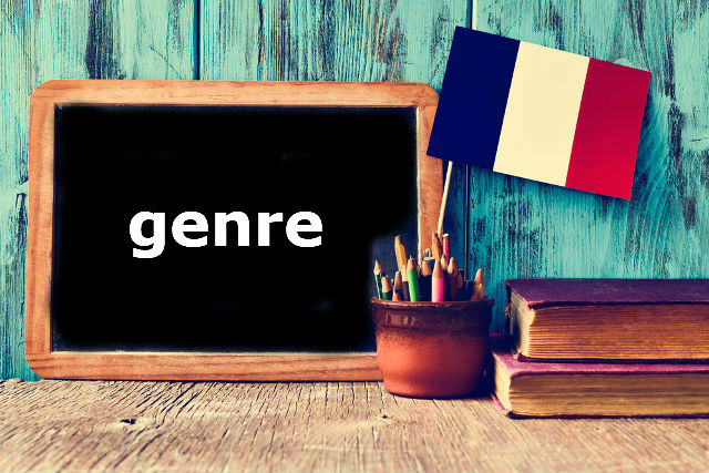 French Word of the Day: genre