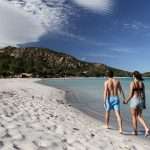 IN PICS: The Corsican beach chosen as France's 'most beautiful'