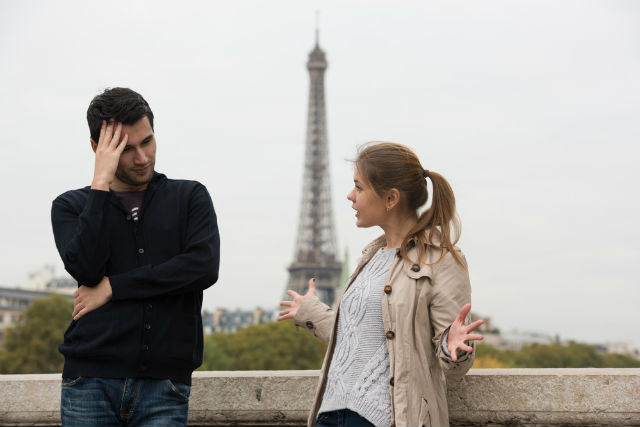'Their attention is fleeting': The highs and lows of having a French lover