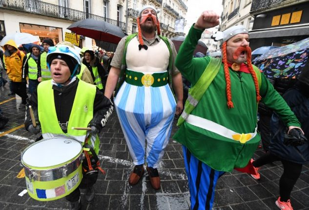 Act XIII: What to expect from the 'Gilets Jaunes' in France this Saturday