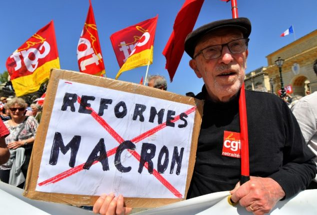 How Tuesday's nationwide strikes in France could affect you