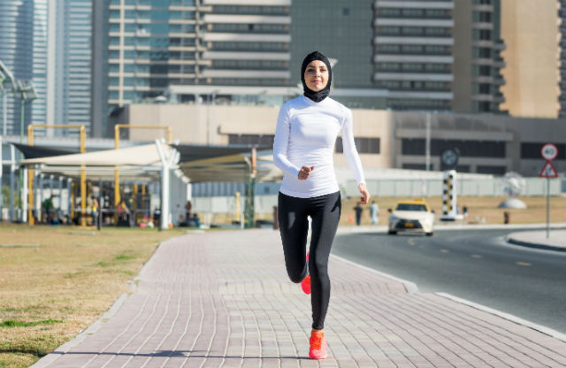 Launch of sports hijab in France sparks new row over Muslim women's clothing