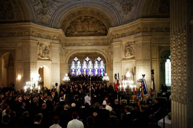 France buries Henri d'Orleans, the man who would be king