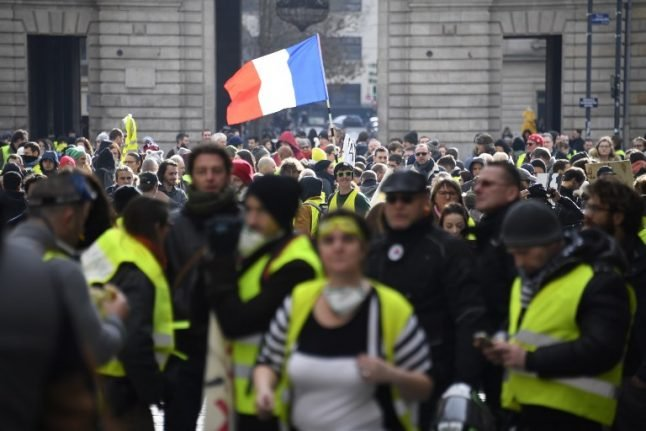 Act XV: What to expect from this Saturday's 'yellow vest' protests in France