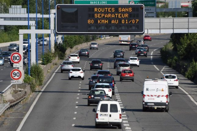 'Aggressive, thoughtless, arrogant': This is how bad French drivers really are