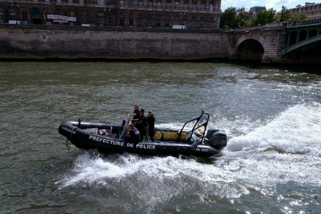 Paris: Four bodies pulled from River Seine in three weeks