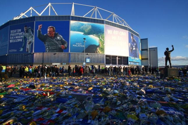 Search for missing Sala plane to begin on Sunday
