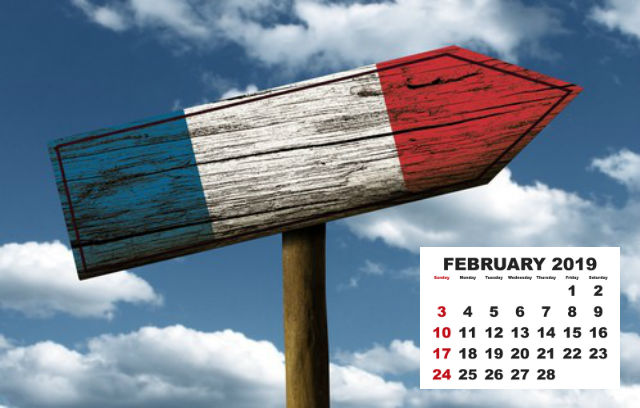 On the Agenda: Everything that's happening in France this week